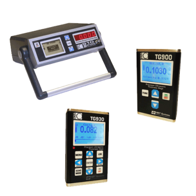 900 Series Thickness Gauges