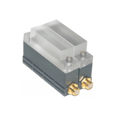 Dual Element rectangular transducer